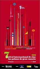 7º Festival de cine internacional de gran canaria
