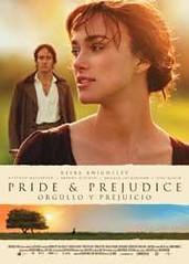 Orgullo y prejuicio cartel película