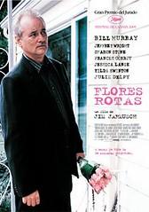 Flores rotas cartel de la película