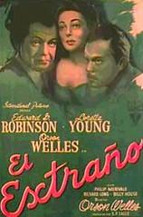 El extraño Orson Welles