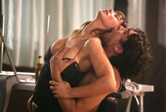 Monica Bellucci muy sensual en manuale d´ amore 2