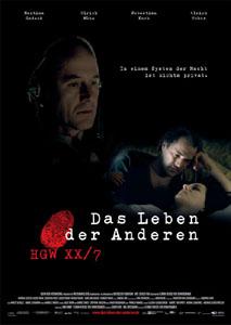 La vida de los otros, la película alemana que para mí es la favorita