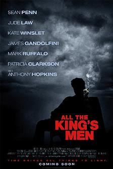 Todos los hombres del Rey cartel película