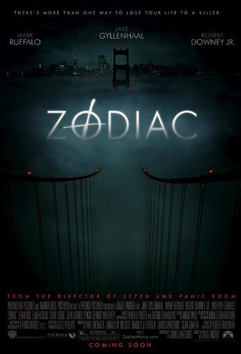 Zodiac cartel película