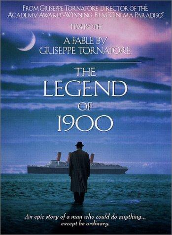 La leyenda del pianista sobre el océano