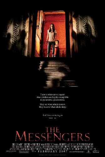 The Messengers cartel película