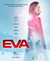 Eva película Kike Maillo