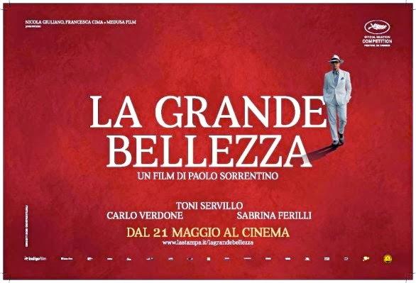 La grande bellezza poster movie