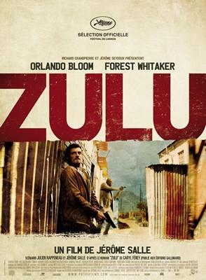 Zulú poster película