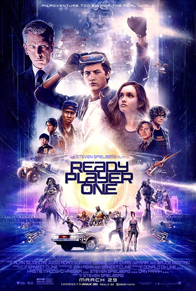 Ready Player One Steven Spielberg