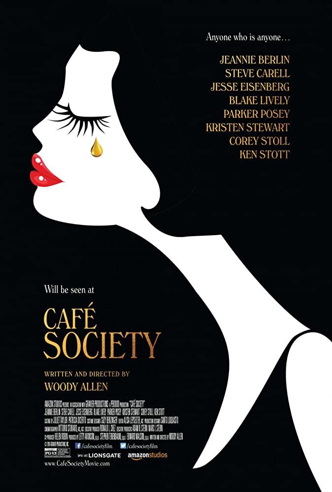 Café Society Woody Allen
