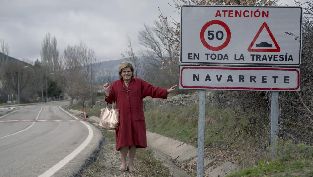 Paquita Salas en Navarrete