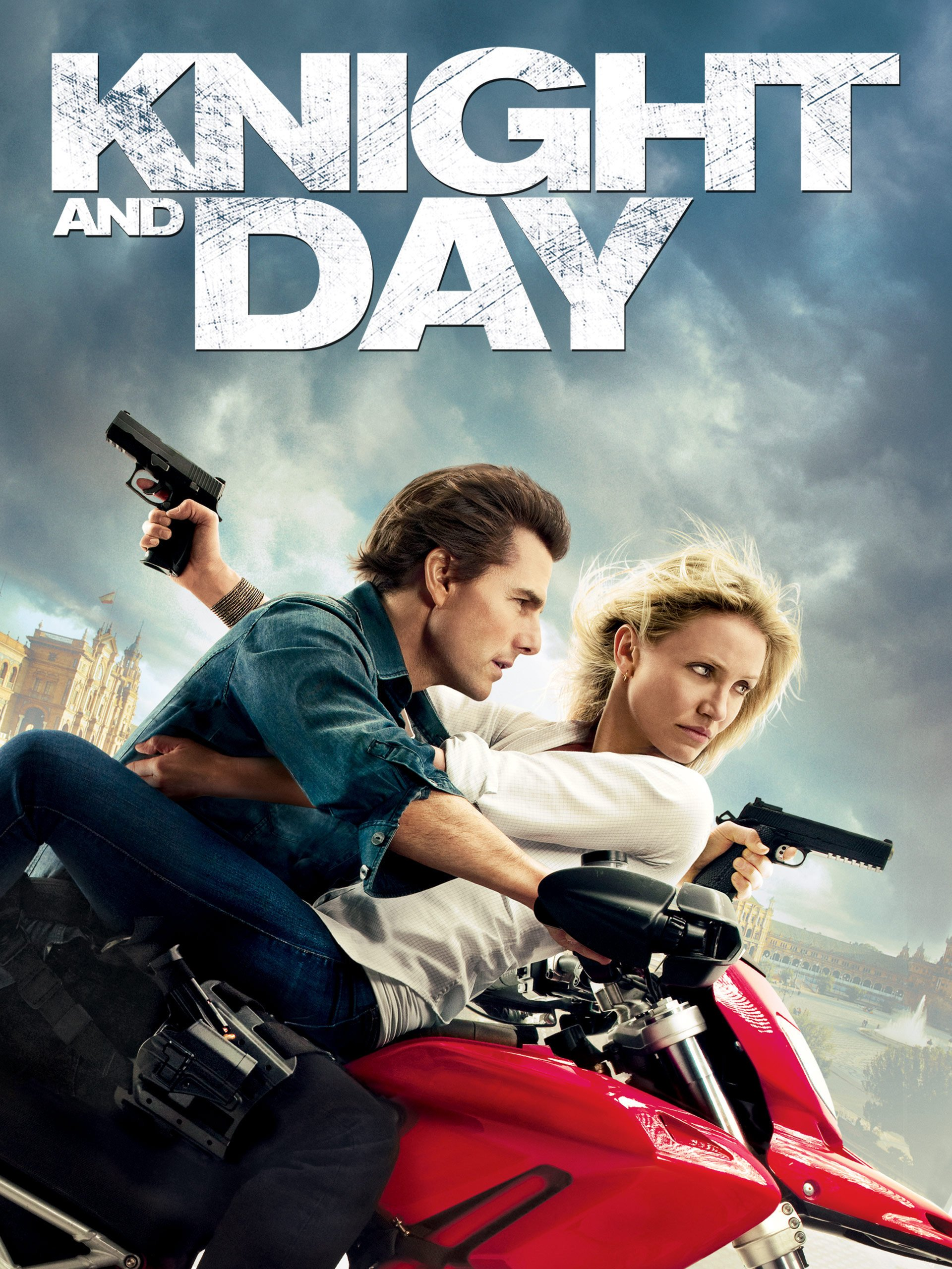 Noche y día, Knight and day
