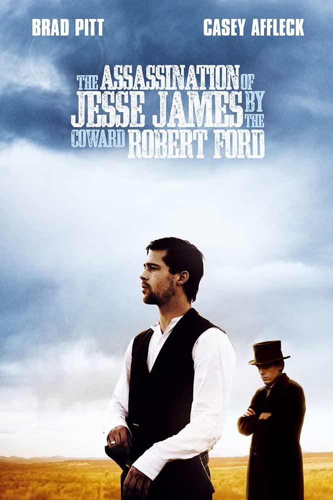 Cartel El asesinato de Jesse James por el cobarde de Robert Ford