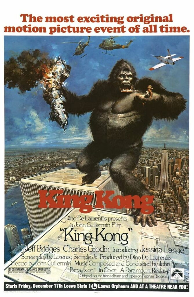 Cartel spoiler King Kong