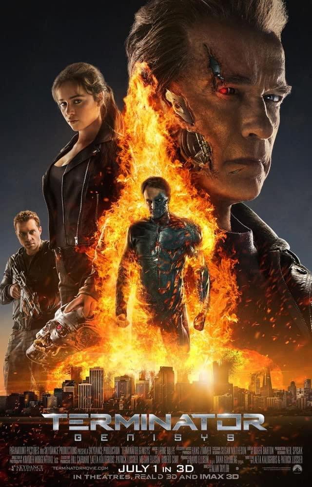 Terminator: Génesis cartel